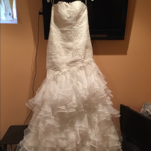Dresses   Mermaid Style Wedding Gown   Poshmark